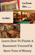 How To Finish A Basement Yourself